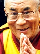 His Holiness Dalai-lama